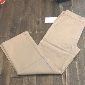 Old Navy Straight Built-in Flex Pants